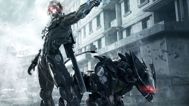 Especial Nochevieja 2012 Metal Gear Rising: Revengeance