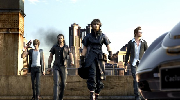 Square Enix y Final Fantasy Versus XIII