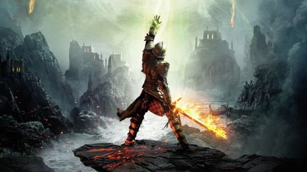 Dragon Age Inquisition GOTY 15