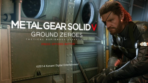Metal Gear Solid V 1 de Septiembre