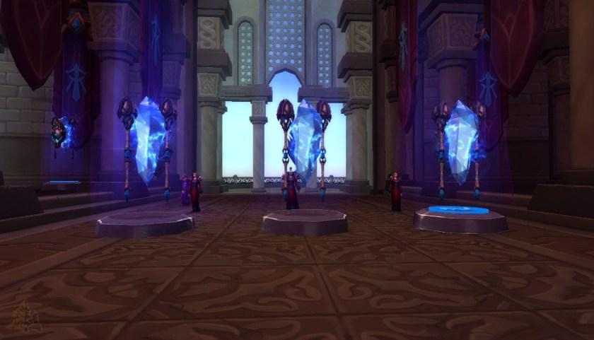 Imagen de la Sede de Clase del Mago