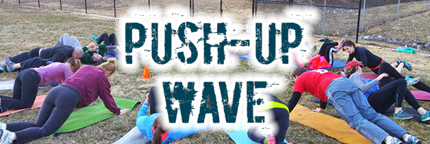 Push-up Wave