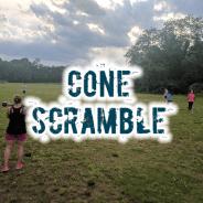 Cone Scramble