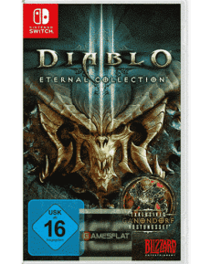 Diablo 3 Switch Eternal Collection