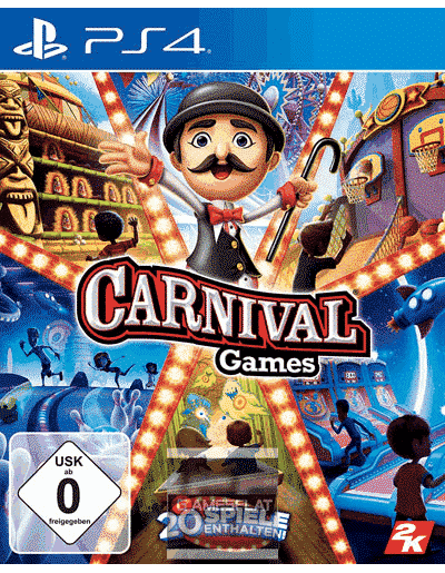 Carnival Games PS-4
