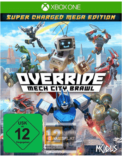 Override: Mech City Brawl XB-One S.C. Super Charged Mega Edition