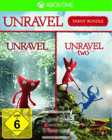 Unravel XB-One Yarny Bundle Teil 1+2
