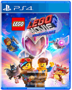 Lego Movie 2 PS-4