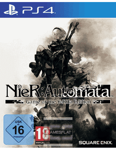 Nier: Automata PS-4 Game of the YoRHa Edition