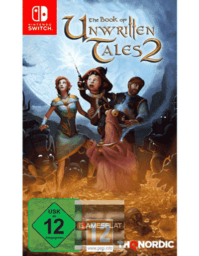 Book of Unwritten Tales 2 Switch