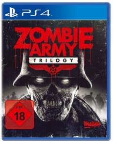 Sniper Elite Zombie Army Trilogy DISC USK PS4