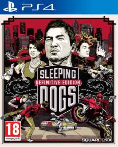 Sleeping Dogs Definitive Ed. DISC UK PS4
