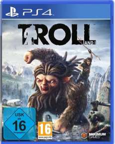 Troll and I DISC USK PS4