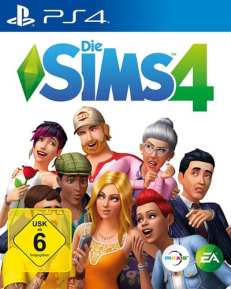Sims 4 DISC USK PS4