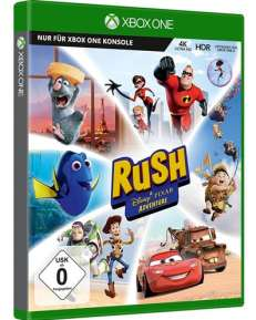 Rush DISC USK XBOX