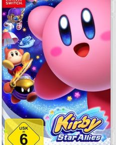 Kirby Star Allies CARD USK Switch