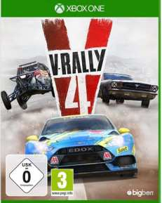 V-Rally 4 DISC USK XBOX