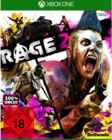 Rage 2 UK/DE DISC XBOX