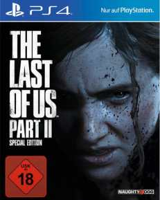 Last of Us 2  S.E. DISC USK PS4