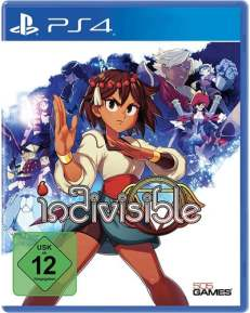 Indivisible DISC USK PS4