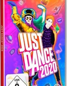 Just Dance 2020 CARD USK Switch