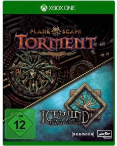 Planescape Torment&Icewind Dale Enhanced Edition DISC USK XBOX