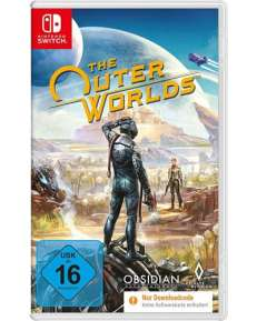 Outer Worlds CARD USK Switch