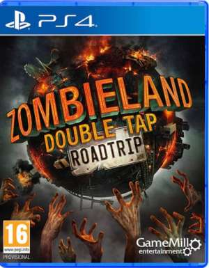 Zombieland 2 Double Tap DISC UK multi PS4