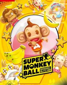 Super Monkey Ball Banana Blitz CARD USK Switch