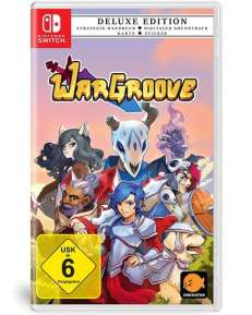 WarGroove Deluxe Edition CARD USK Switch