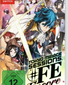 Tokyo Mirage Sessions CARD USK Switch