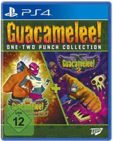 Guacamelee One DISC USK PS4