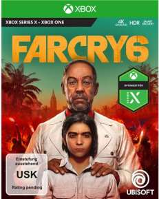 Far Cry 6  XB-One