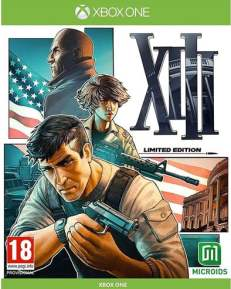 XIII  XB-one  UK