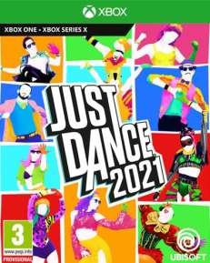 Just Dance 2021  XB-One  AT (Smart Delivery)
