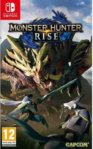 Monster Hunter Rise  SWITCH  AT