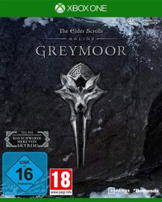 Elder Scrolls  Onl. Greymore  XB-One
