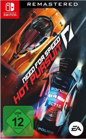 NFS  Hot Pursuit  Switch  Remastered