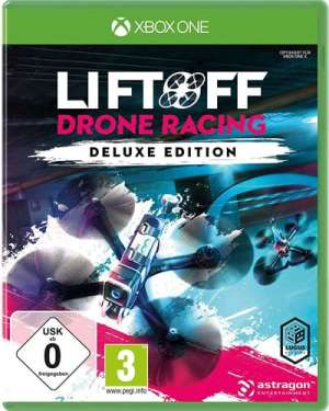 LiftOff: Drone Racing  XB-ONE  DELUXE