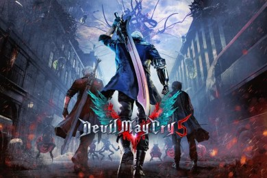 Matchmaking Devil May Cry 5