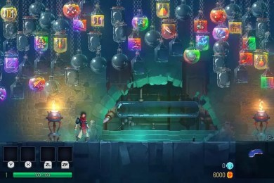 Dead Cells - Upgrades Guide