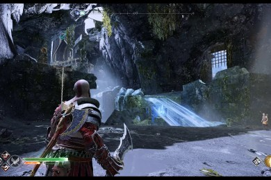 God of War Light Elf Outpost Collectible Locations Guide