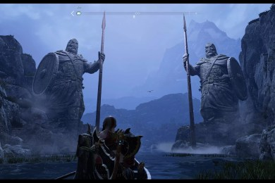 God of War Veithurgard Collectible Locations Guide