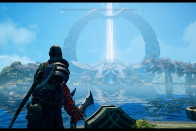 God of War Alfheim Collectible Locations Guide