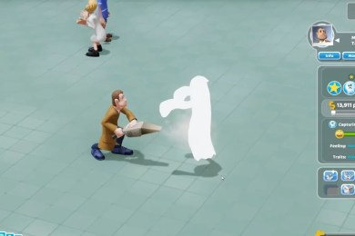Two Point Hospital Ghost Guide