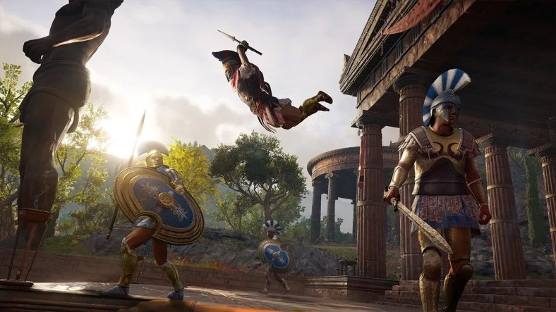 Ubisoft Says Assassin's Creed Odyssey is Hit By DDoS Attacks