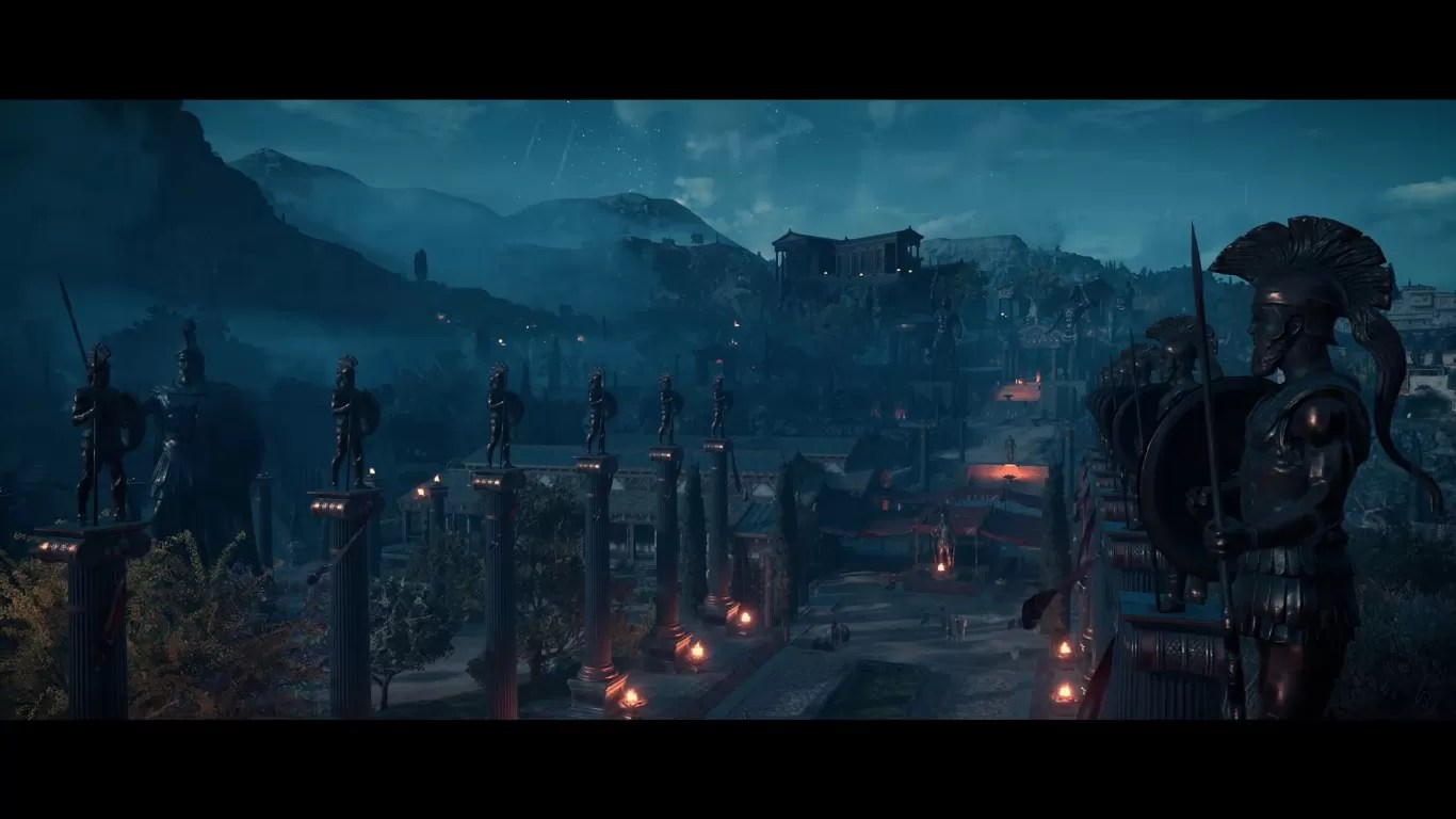 Assassin S Creed Odyssey Locations Guide Exploration And Completion