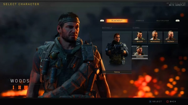 Call Of Duty Black Ops 4 Blackout Characters Guide