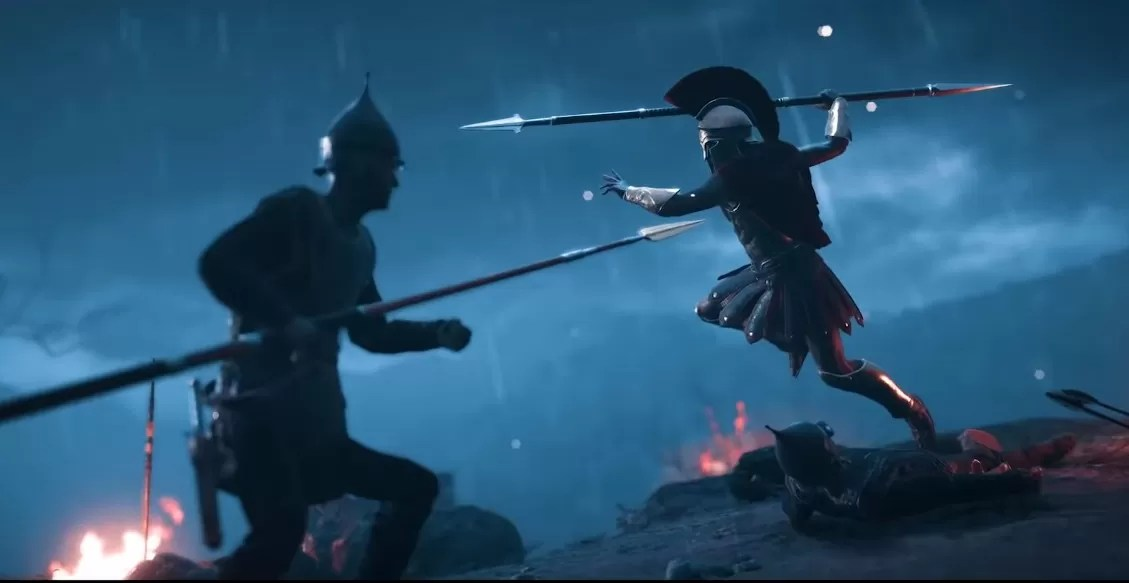 Assassin S Creed Odyssey Weapons Guide Legendary Weapons