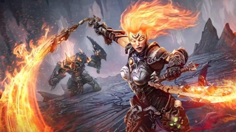 Darksiders III Abyssal Armor